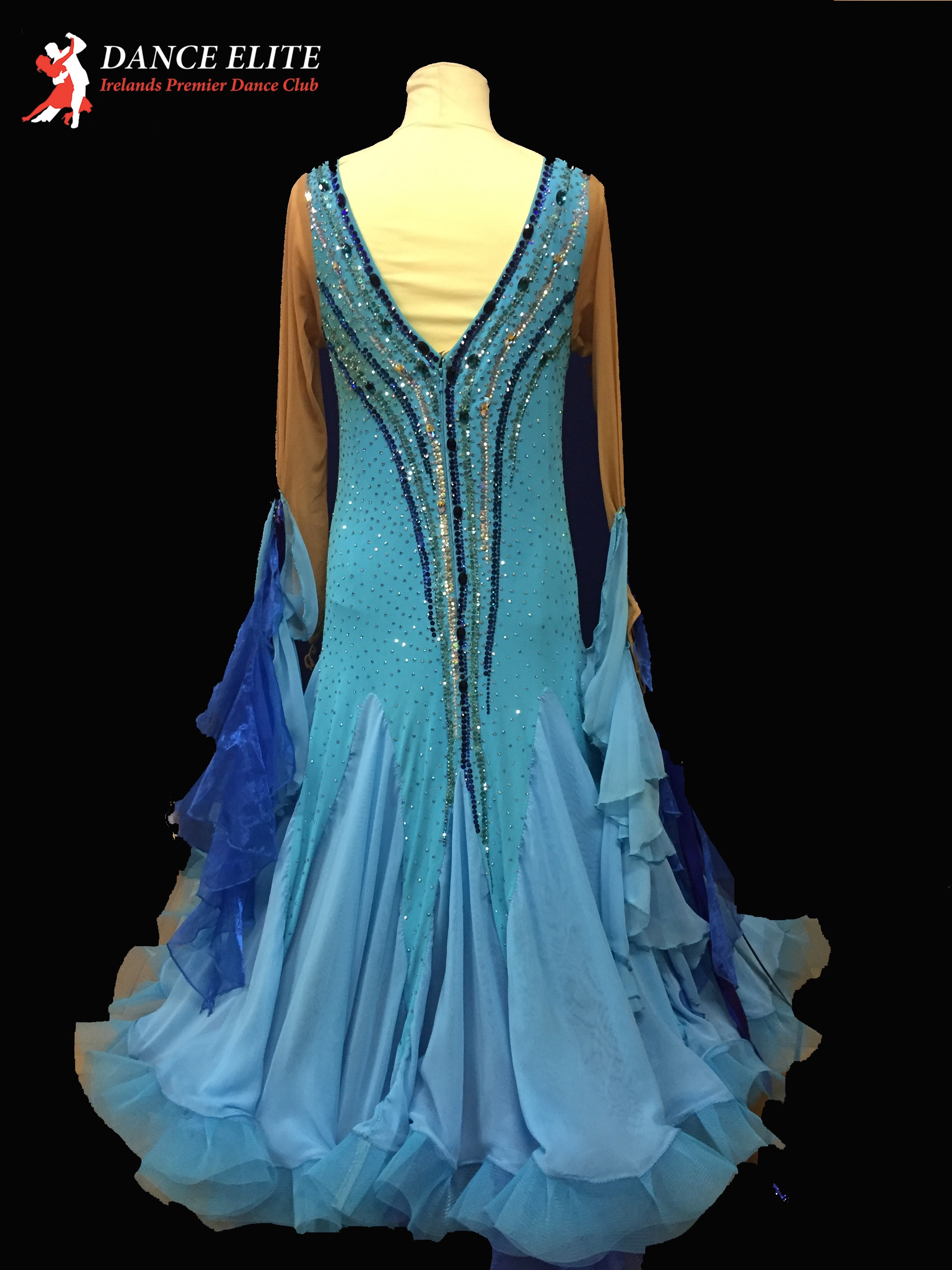 Sparkle Designs Ballroom Dress