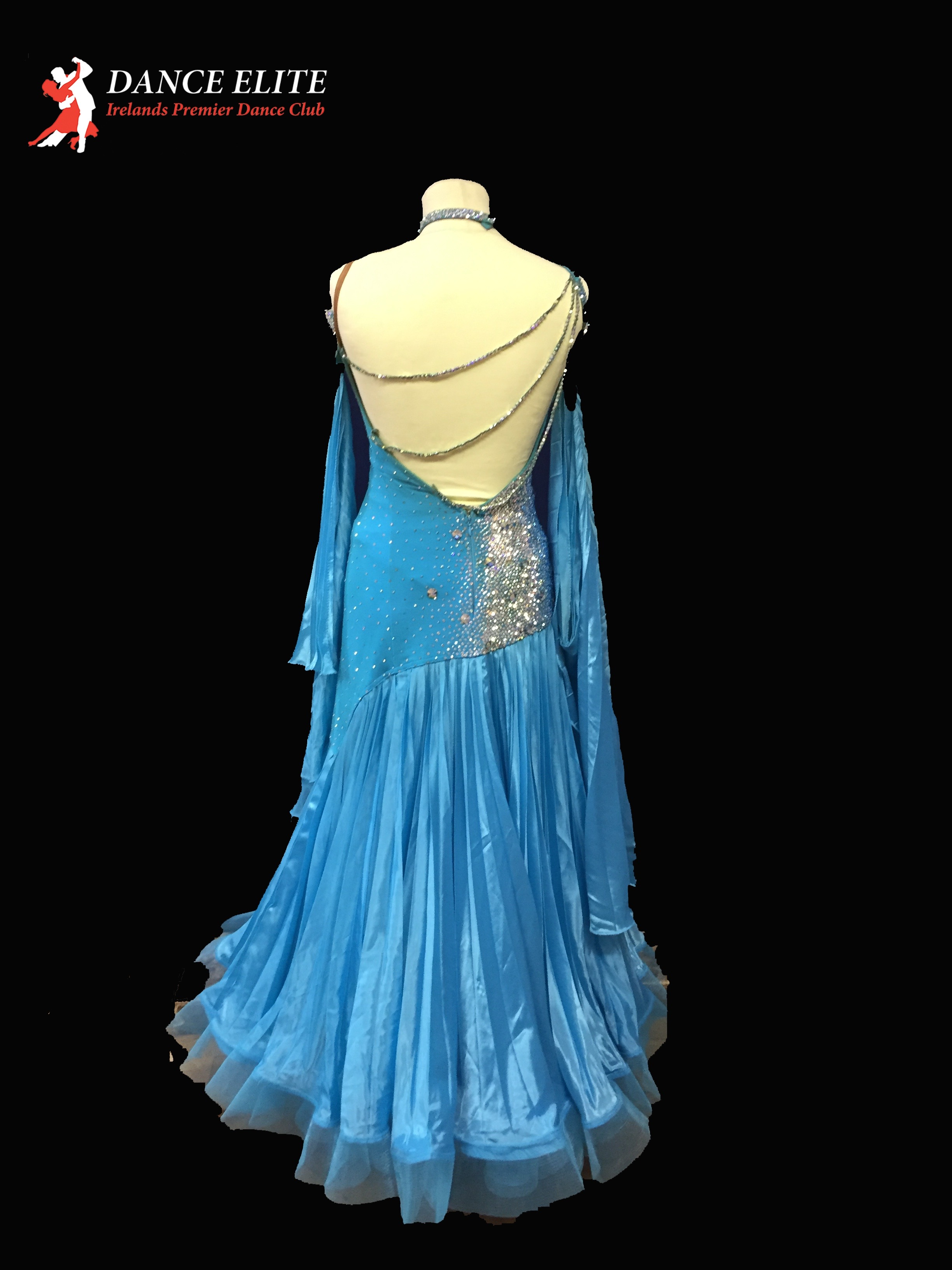 Ballroom Dance Dress